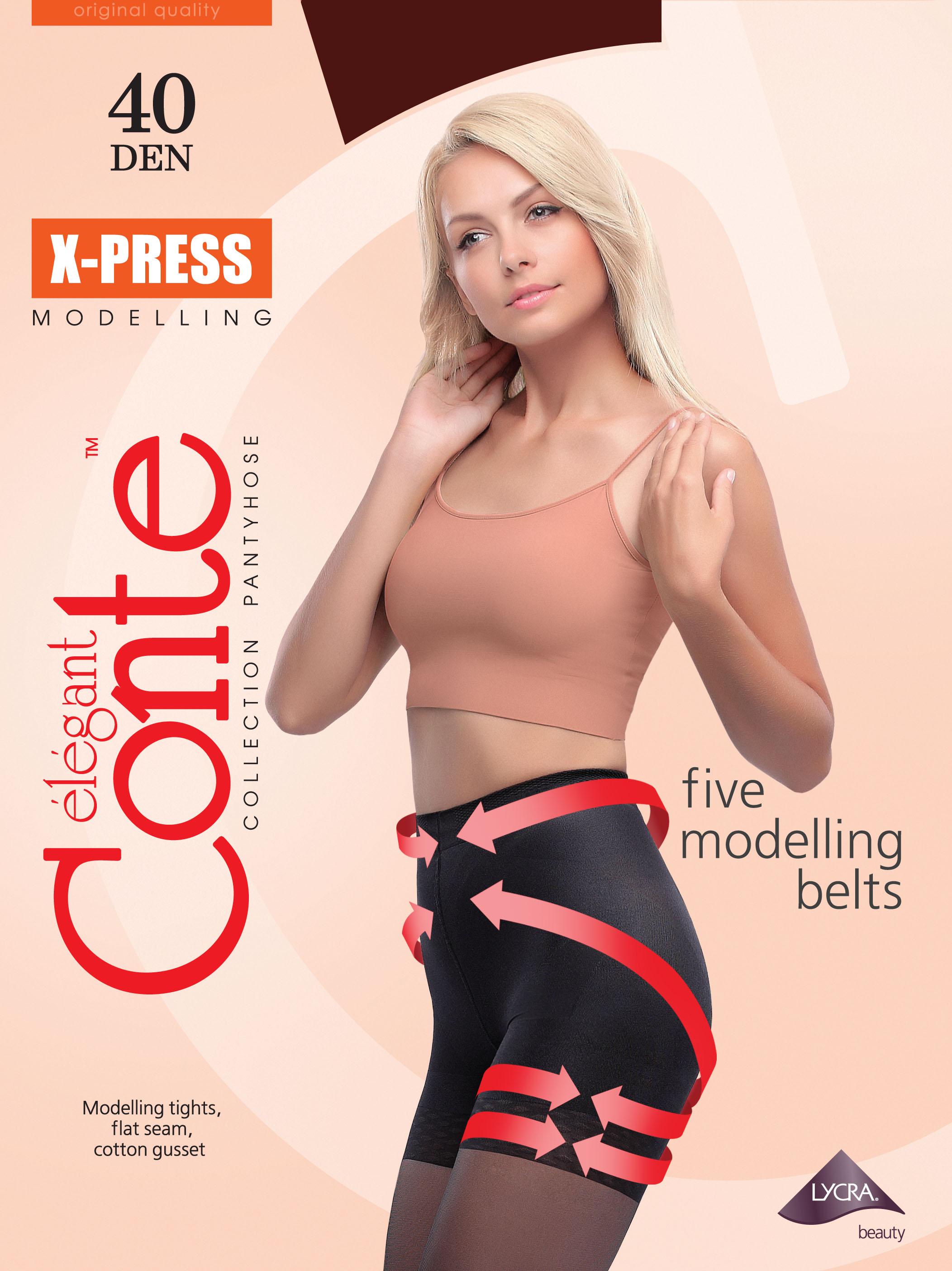 Колготки женские X-Press 40 Mila 10Bro9140X-P