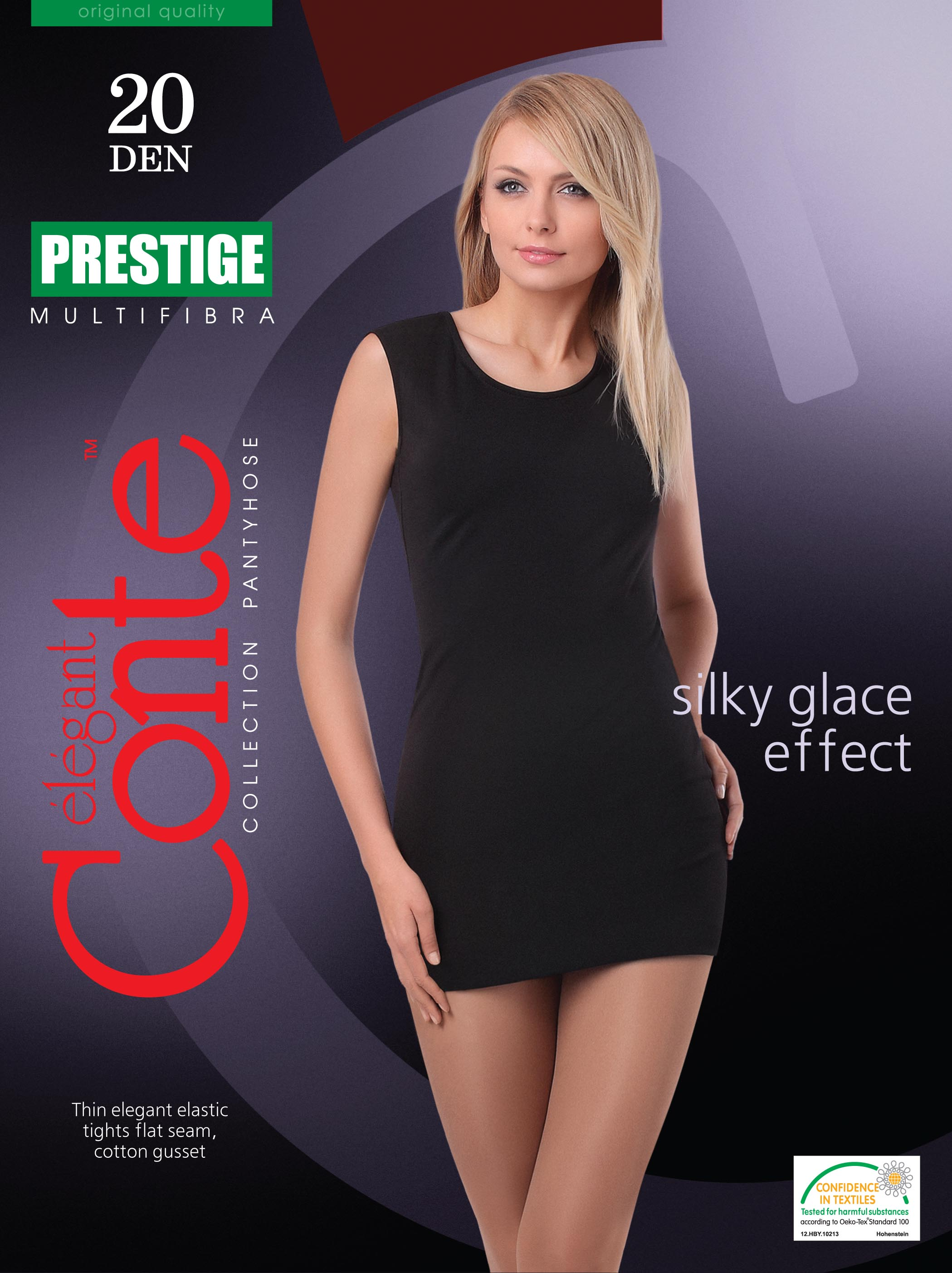 Колготки женские Prestige 20 Mila 10Ner9120Pre