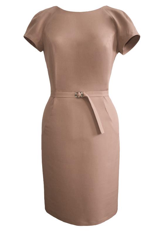 Платье женское Mila 175Беж05857з
