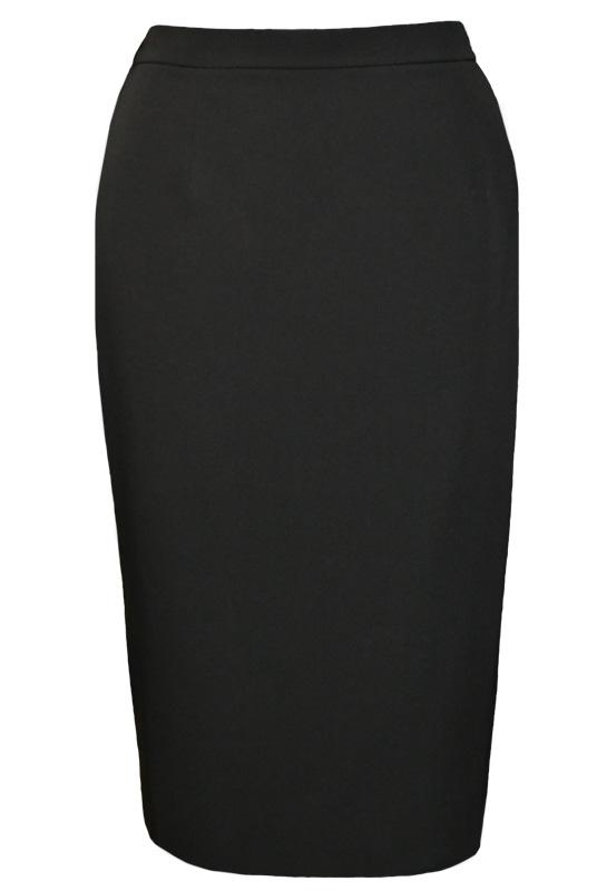 Юбка женская Mila 175Чер0105-70напоясе