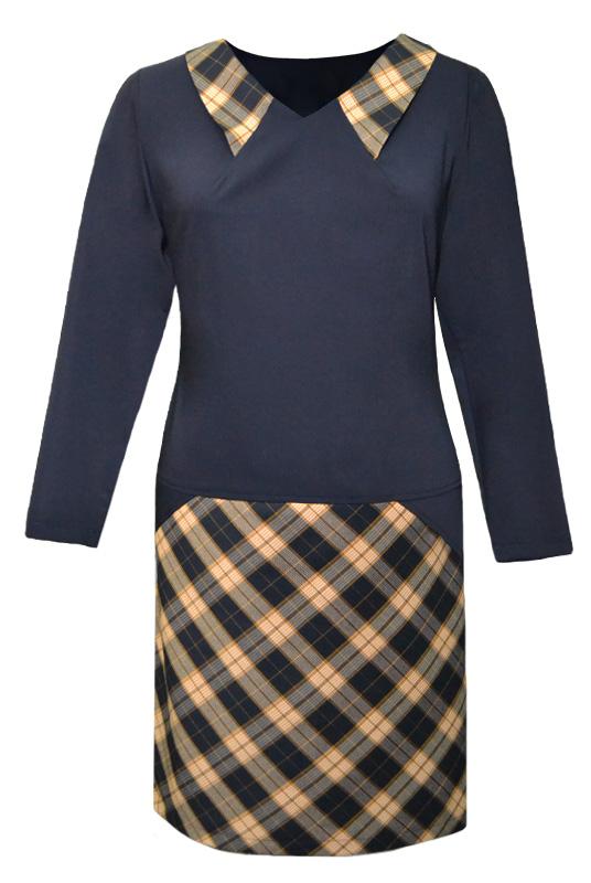 Платье женское Mila 175Чер051167он