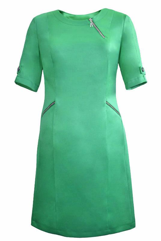Платье женское Mila 175Зел05873зр