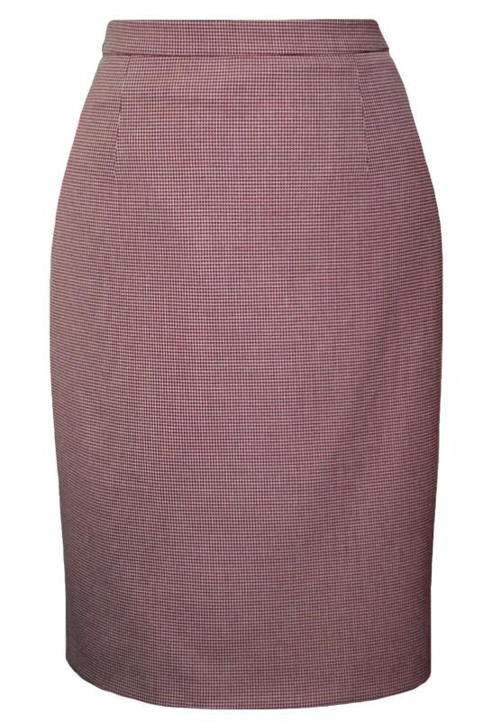 Юбка женская Mila 189Бор0105-55напоясе