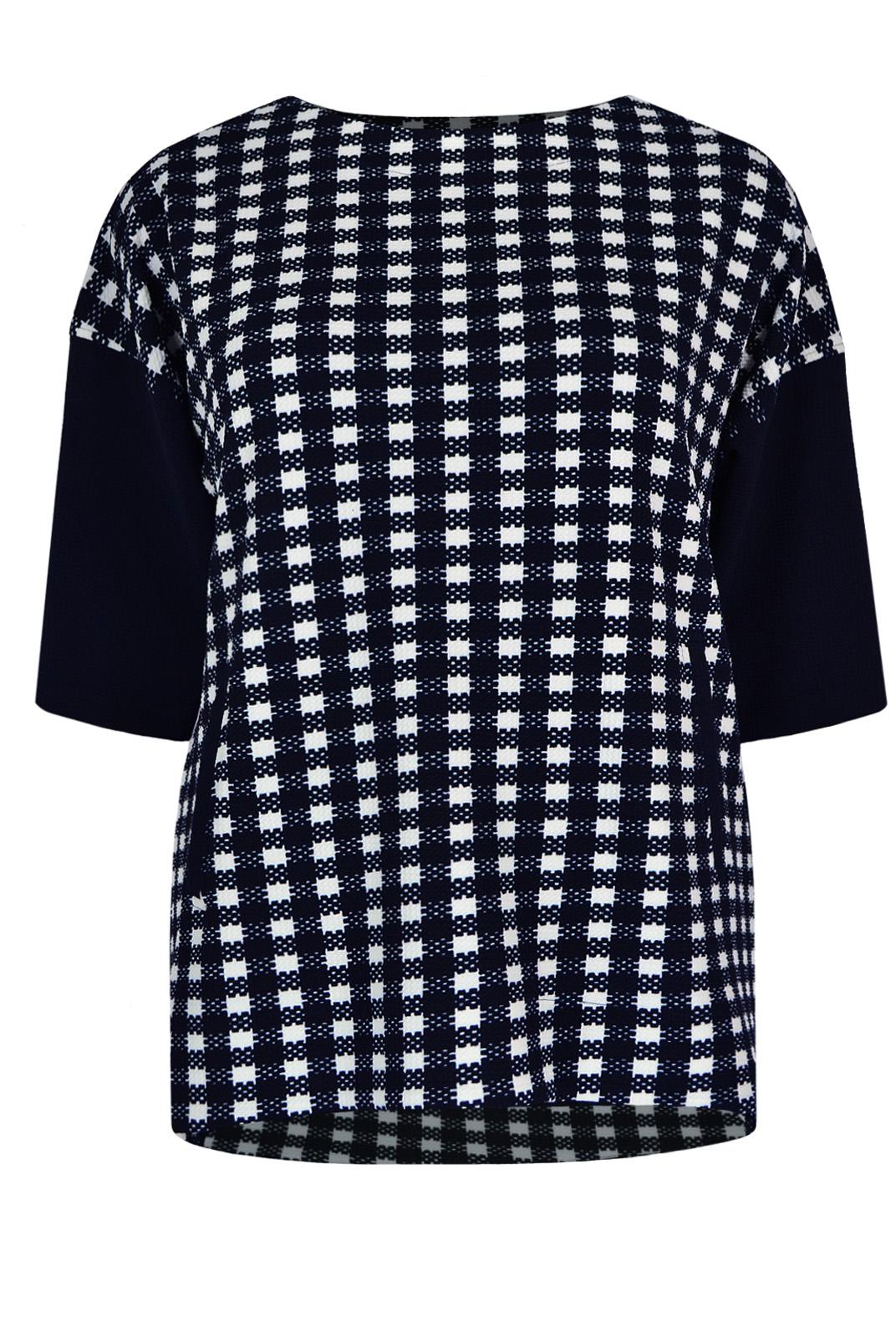 Блузки из трикотажа купить от производителя