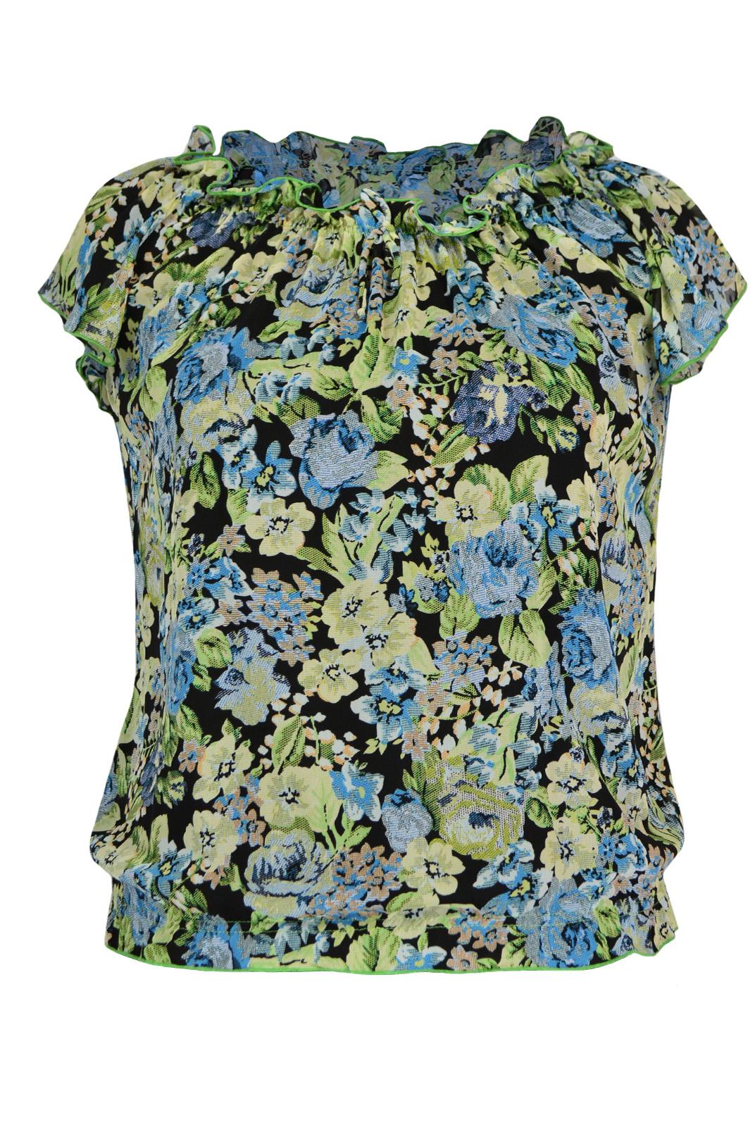 Купить блузку большого размера по низким ценам