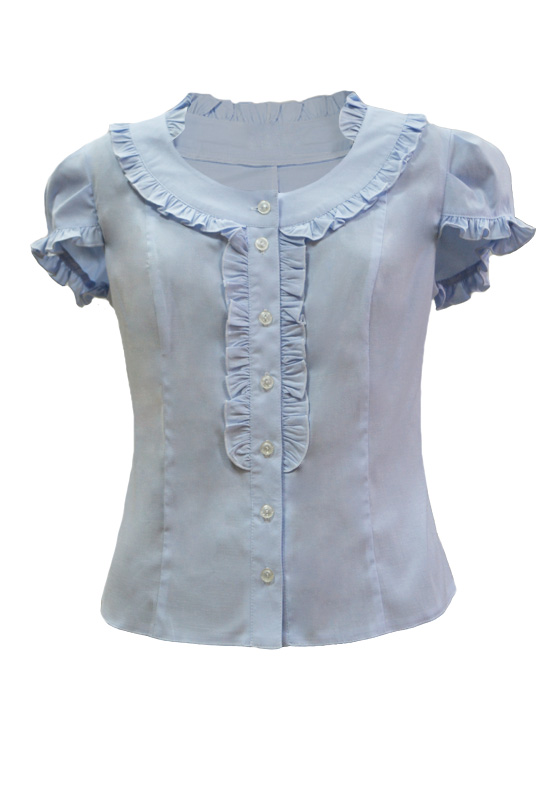 Блузка женская Mila 358СиП09523Оа