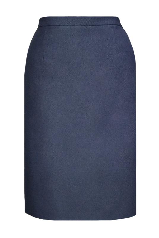 Юбка женская Mila 417Сир0105-60напоясе