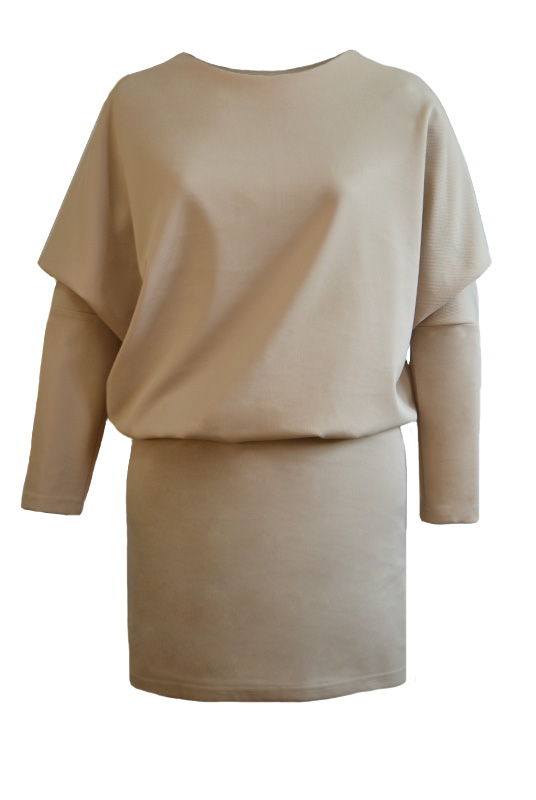 Платье-туника Mila 432Беж211078Л